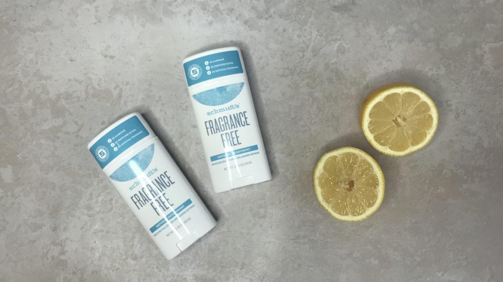 Deodoranter uden aluminium