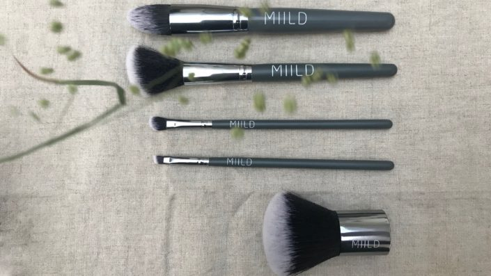 makeup pensler fra miild