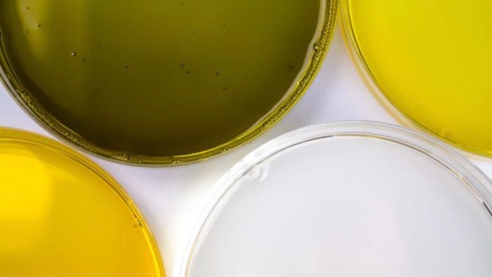 naturlig olie til huden